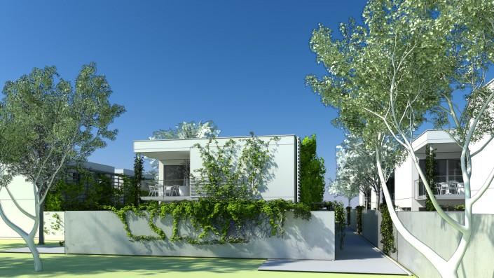 Visualisierung Ensemble Habitat