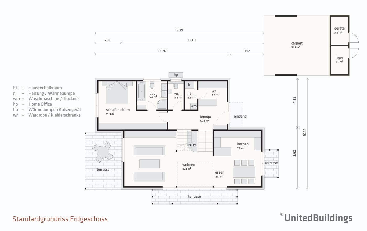 split level two 01 united buildings. Black Bedroom Furniture Sets. Home Design Ideas