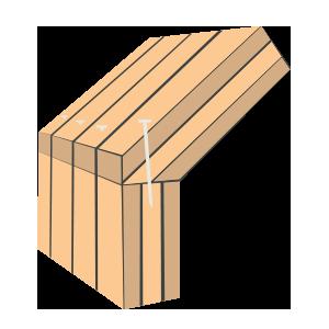 Logo Holz Massivbauweise