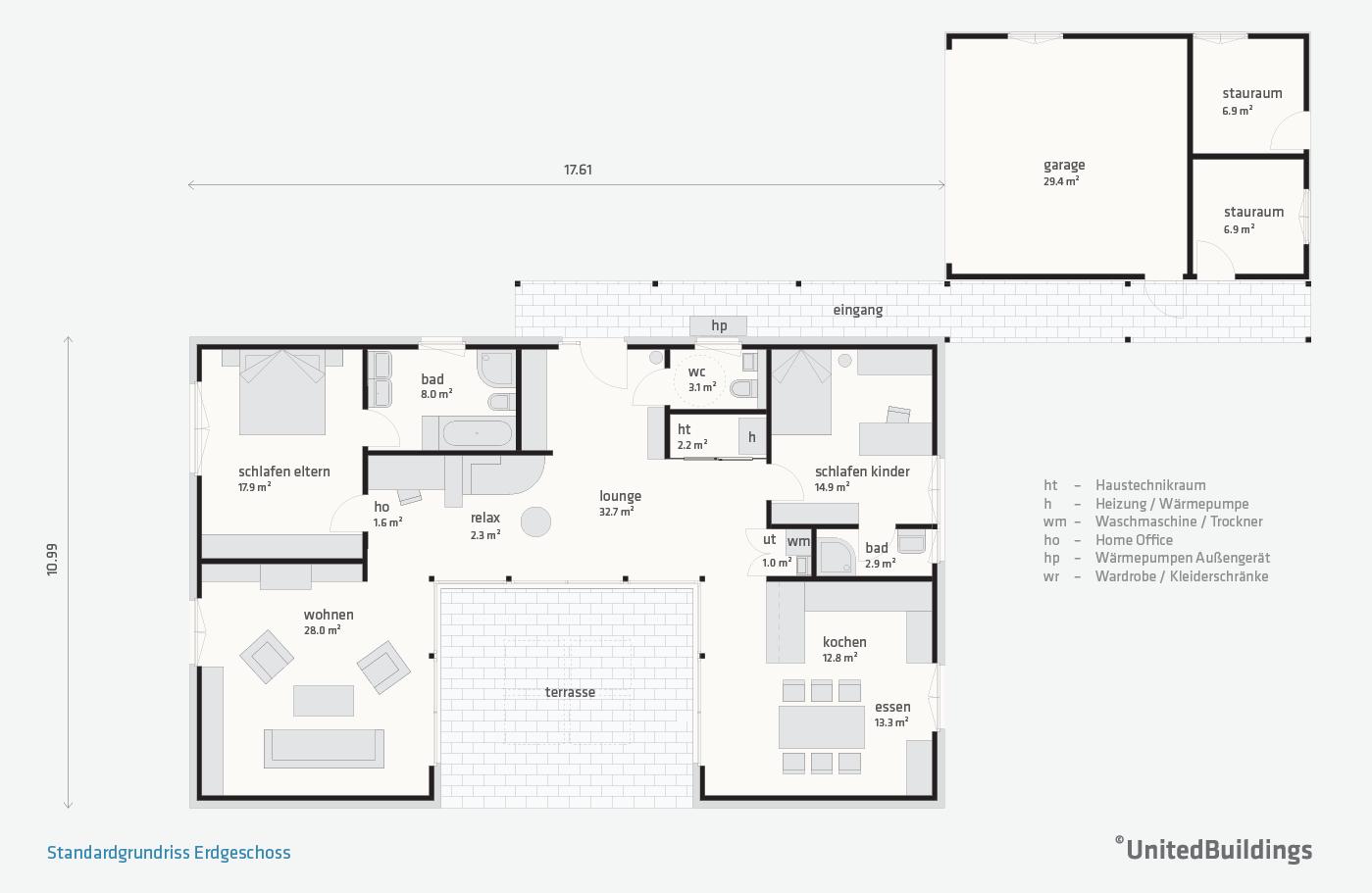 Atrium One 01 - United Buildings